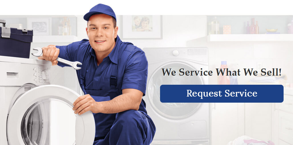We Service What We Sell!